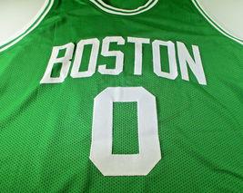 JAYSON TATUM / BOSTON CELTICS / AUTOGRAPHED BOSTON CELTICS CUSTOM JERSEY / COA image 2