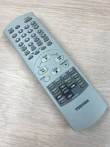 Toshiba WC-FM2 Remote Control TV VCR -Tested-                               (W2)