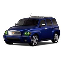 FLASHTECH for Chevrolet HHR 06-11 Green Single Color LED Halo Ring Headlight Kit - $136.22