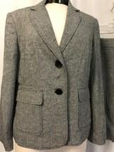 Calvin Klein Women's Gray Skirt Suit Size 12 / 10 - $45.54