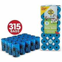 Bags On Board Dog Poop Bags, Strong, Leak Proof Dog Waste Bags | 9 x14 I... - $20.91