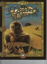 The Master's Decree - Dungeons & Dragons 3rd Ed d20 - 1-59516-001-9 - SC... - $7.83