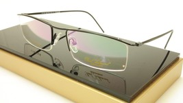 Authentic Paul Vosheront VT118 C1 Titanium Black Eyeglasses Frame Italy ... - $171.81