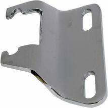 Short Water Pump Alternator Bracket 265 283 305 327 350 383 400 CHROME STEEL image 9