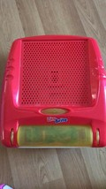 Lite Brite 2003 Portable Red Very Rare with pegs - $9.50