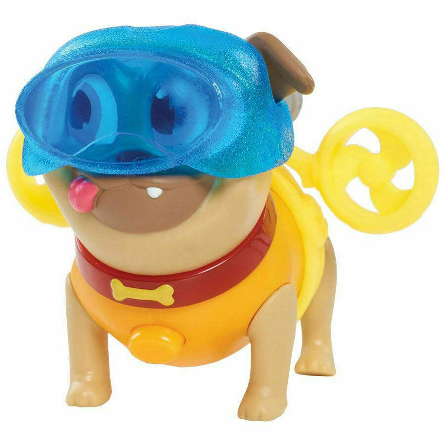 Disney Junior Puppy Dog Pals Light Up Pals On A Mission - Scuba Rolly