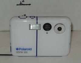 Polaroid i-Zone 300 3.2 MP Digital Camera - White - $24.55