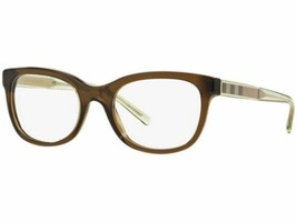 Authentic New Burberry Eyeglasses BE2213 3010 Olive Green Frames 51mm RX... - $98.99