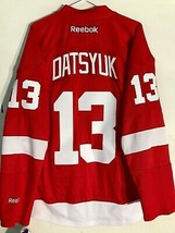 Reebok Premier NHL Jersey Redwings Pavel Datsyuk Red sz S - $69.29