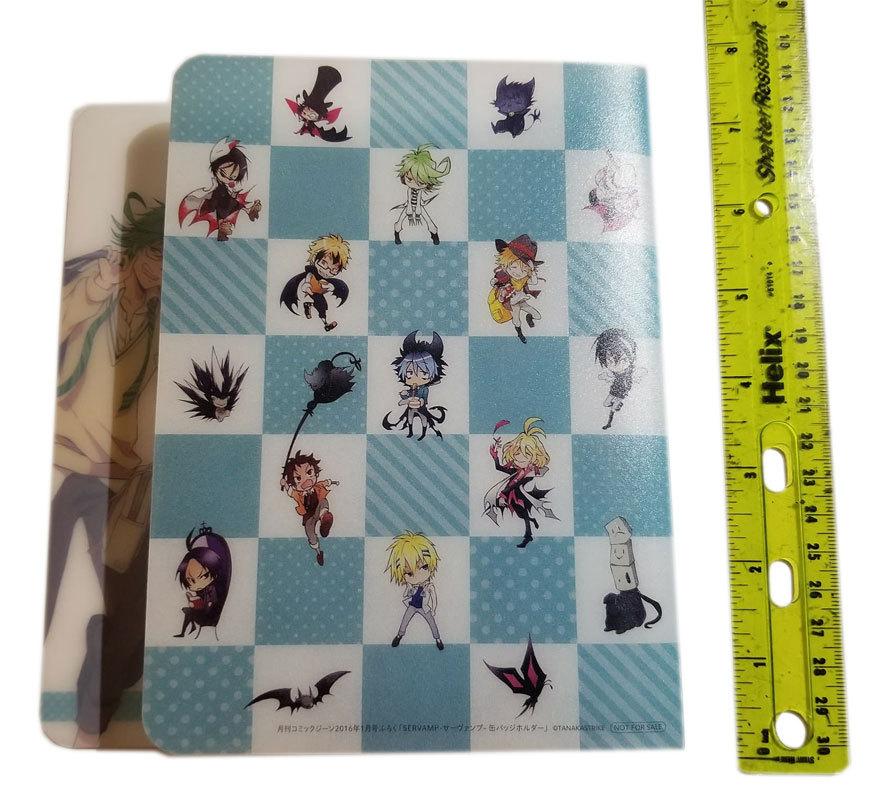 Servamp Furoku Anime Badge / Button Album