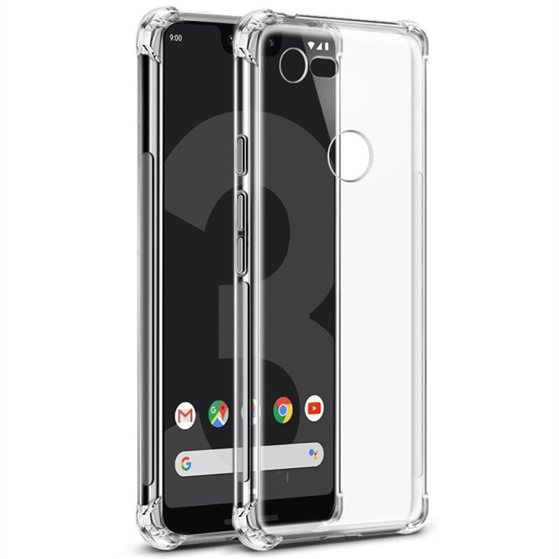 Air Cushion Shockproof Case For Htc U11 U12 Plus Life Eyes Google Pixel 2 3 XL S image 3