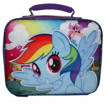 MY LITTLE PONY RAINBOW DASH PRINCESS CADANCE Insulated Lead-Free Lunch T... - $14.84