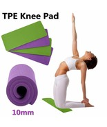 Knee Pads High Density Non Slip Thick 10 Mm Knees Wrists Elbows 3 In 1 T... - $16.12