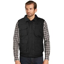 vkwear Men's Multi Pocket Zip Up Military Fishing Hunting Utility Tactical Vest