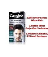 Delia Cameleo  Hair Color Cream for MAN 4.0 Medium Brown Ammonia - Free ... - $9.50
