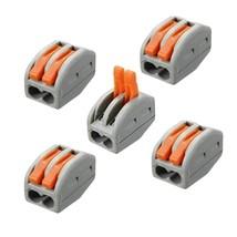 ZDM 2/3/5 Pins ET25 32A Spr color GRAY CLOUD size 2PIN - $8.57