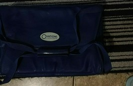 Vintage Ovaitions By Anchor Hocking Insulated Casserole Dish Warmer/Carrier - $21.78