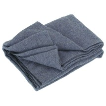 "60"" x 80"" Wool Blend Blanket Soft warmth in any weather Western Safety M... - £30.08 GBP"