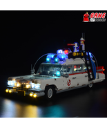 LED Light Kit for Ghostbusters ECTO-1 - Compatible with Lego 10274 Set - $39.99+