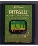 ORIGINAL Vintage TESTED 1982 Atari 2600 Activision Pitfall Game Cartridge - $13.99