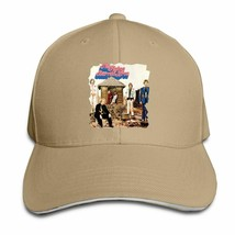 Gram Parsons The Flying Burrito Brothers Wild Horses Baseball Cap Hat Beige - $29.99