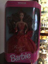 1992 Radiant in Red Barbie Doll Toys-R-Us Special Edition Rare Mattel da... - $24.65