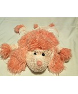 Mushables Jay At Play Pink Poodle Puppy Dog Microbead Plush Stuffed Anim... - $74.23