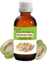 Muskmelon Seed Oil- Pure & Natural Carrier Oil- 10ml Cucumis melo by Ban... - $9.20