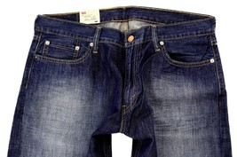 Levi's Strauss 514 Men's Slim Fit Straight Leg Jeans Pants 514-0191 SIZE 30x32 image 2
