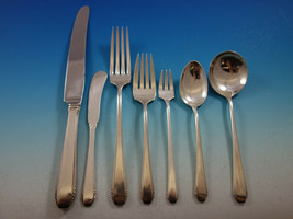 Cascade by Towle Sterling Silver Flatware Set for 12 Service 91 pcs Dinner Size - $5,400.00