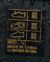 I Love Yo Kids AVA 78K Girls Fringe Boot Rust Silver Studded Size 10 image 7