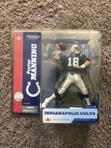 2004 McFARLANE NFL SERIES 8 PEYTON MANNING INDIANAPOLIS COLTS ACTION FIG... - $14.85