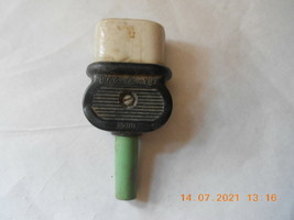 Plug (connector) for power cable for electric samovar, kettle, iron. vin... - $15.00