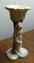 Vintage Fitz and Floyd Art Nouveau Candle Holder - $24.79