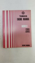 Vintage OEM Yamaha Snowmobile Engine Manual Model Y292C S292C Fast Shipping - $19.95