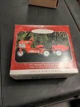 Hallmark Keepsake Ornament - 1955 Murray Tractor & Trailer 1998 Kiddie Car  - $9.90