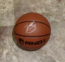 VICTOR OLADIPO AUTOGRAPHED HAND SIGNED F.S. BASKETBALL INDIANA PACERS w/... - £106.26 GBP