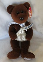 Ty Beanie Baby Cocoa Bean (Hershey Kisses) 2007 14th Generation Hang Tag - $9.89