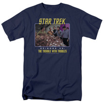 Star Trek Classic TV Series The Trouble With Tribbles Episode T-Shirt 2X... - $17.41