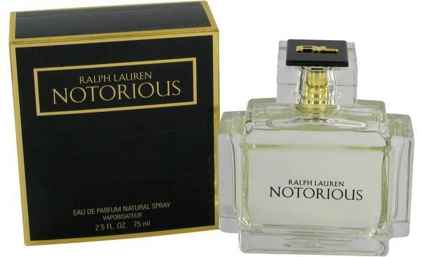 Ralph lauren notorious 2.5 oz eau de parfum