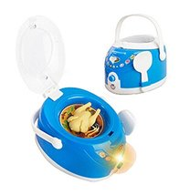 PANDA SUPERSTORE Mini Home Appliance Model Toys Kids Electronic Toys Play Toys(R