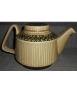 RARE Mid Century STAVANGERFLINT - NORRONA PATTERN Teapot INGER WAAGE DESIGN - $89.09