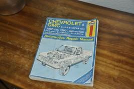 Haynes Chevrolet&GMC S-10 & S-15 Pick Ups Repair Manual 82-93 - $9.99