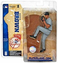 Kevin Brown MLB New York Yankees Variant McFarlane Action Figure NIB Ser... - $29.69
