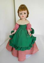 "Vintage Alexander 1955 Meg 14"" Hard Plastic of Little Women Bent Knee Ta... - $175.00"