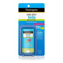 Neutrogena Wet Skin Kids Water Resistant Sunscreen. SPF 70 - $11.15
