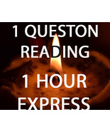 1 HOUR ASK ALBINA TO GAZE INTO HER CRYSTAL BALL ANSWER 1 QUESTION Cassia... - $6.00