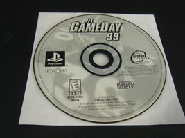 NFL GameDay 99 (Sony PlayStation 1, 1998) - Disc Only!!!! - $4.46