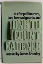 One to Count Cadence by James Crumley - $20.99