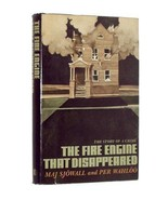 The Fire Engine That Disappeared by Maj Sjowall & Per Wahloo Martin Beck... - $29.69